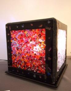 神戸でのガラス作品展 10/9まで開催中です!