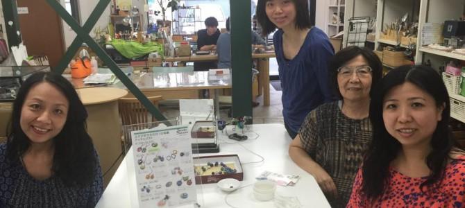 香港からのお客様【1日体験】