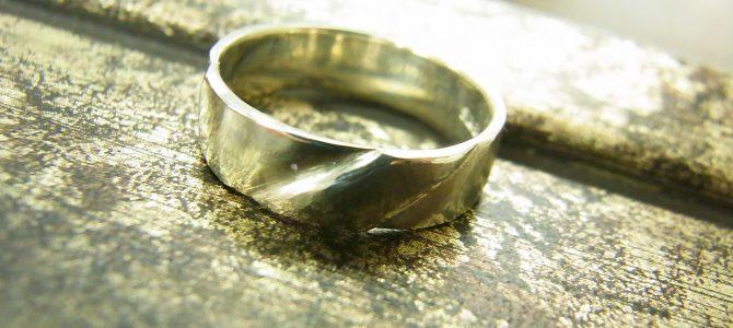 2回目のリング【彫金教室】