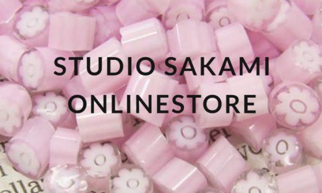 スタジオサカミのオンラインショップ