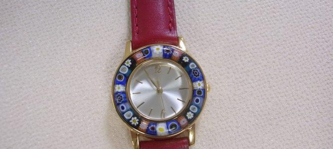 プレゼントの腕時計【1日体験】